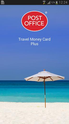 Post Office Travel Money Card+