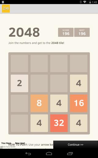 【免費解謎App】2048 - Number Puzzle Game-APP點子