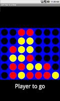 Screenshot of LGF Four in a Row