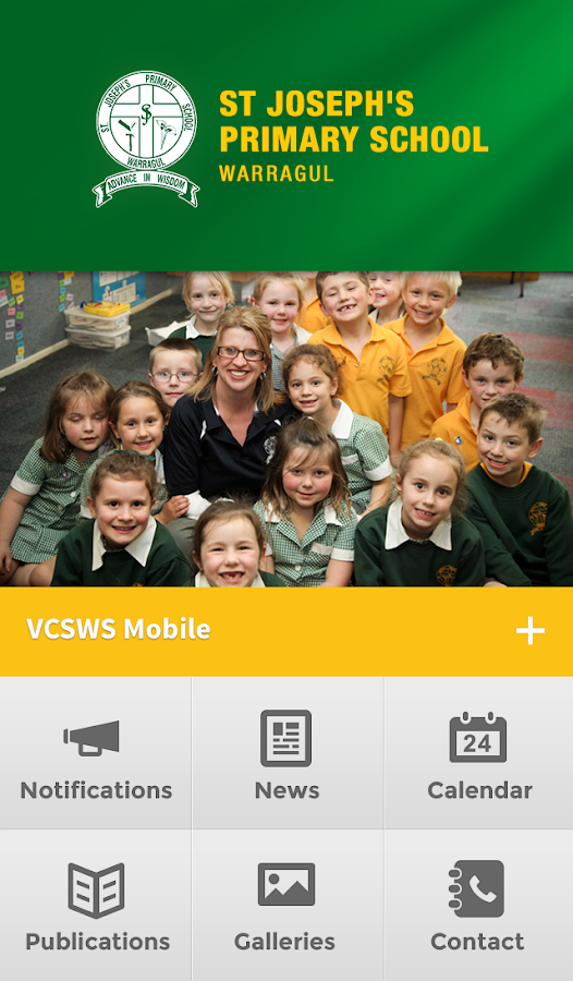 St Joseph's - Warragul - screenshot