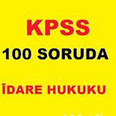 KPSS İdare Hukuku Ders Notları