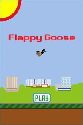 Flappy Goose