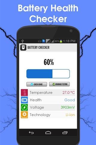 Battery Status Checker Pro