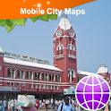 Chennai Street Map logo
