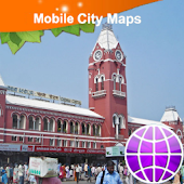 Chennai Street Map