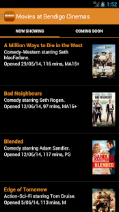 Bendigo Cinemas- screenshot thumbnail