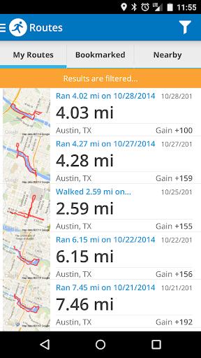 免費下載健康APP MapMyRun GPS运行 app開箱文 APP開箱王
