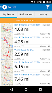 Run with Map My Run v3.7.2