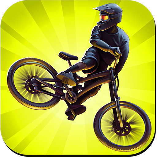 Bike Mayhem Mountain Racing 賽車遊戲 App LOGO-硬是要APP