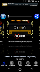 Casa D'Costa Radio- screenshot thumbnail
