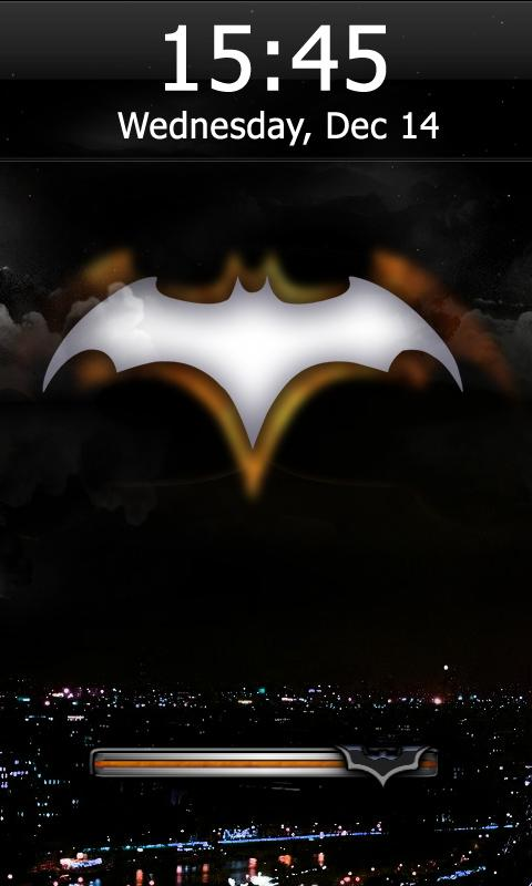 Bat Iphone Go Locker - screenshot