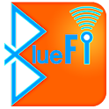 BlueFi Phone logo