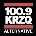 100.9 KRZQ logo