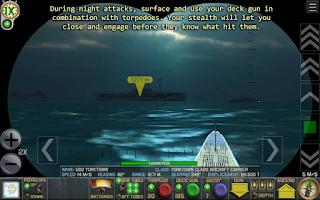 Screenshot of Crash Dive