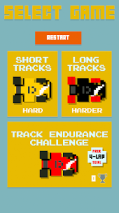 Squiggle Racer : Moto Racing - screenshot thumbnail