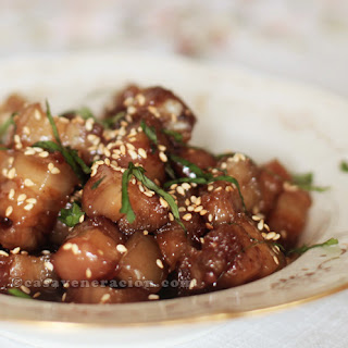Pork In Caramel Sauce
