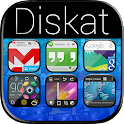 Diskat - Icon Pack icon