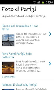 Foto di Parigi- screenshot thumbnail