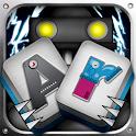 Alphabet Robots Mahjong Free icon