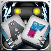 Alphabet Robots Mahjong Free