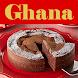 Ghana 手づくりチョコレシピ Android