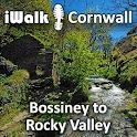 iWalk Bossiney to Rocky Valley icon