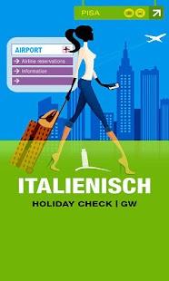 ITALIENISCH Holiday Check GW- screenshot thumbnail