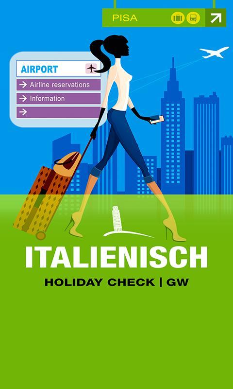 ITALIENISCH Holiday Check GW- screenshot