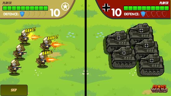 Front Wars Screenshot 4