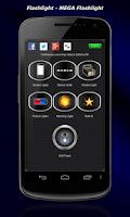 Screenshot of Flashlight - MEGA Flashlight