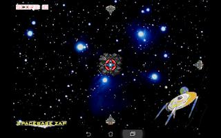 Screenshot of SpaceBase Zap