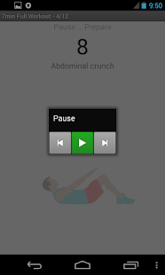 7min Full Workout - screenshot thumbnail