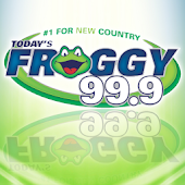 Today's Froggy 99.9