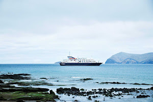 Silver Galapagos's crew is renowned for navigating shallow waterways throughout the Galápagos Islands.