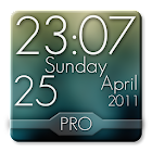 Super Clock Wallpaper Pro icon