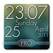 Super Clock Wallpaper Pro