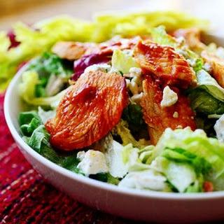 Buffalo Chicken Salad.
