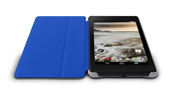 Nexus 7 (2013) Case - Gray/Blue - screenshot thumbnail