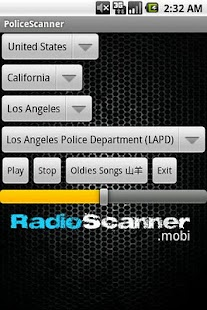 Police Scanner Radio Scanner - screenshot thumbnail