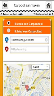 CARPOOLTAXI - screenshot thumbnail