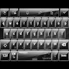 Theme TouchPal Glass Black icon