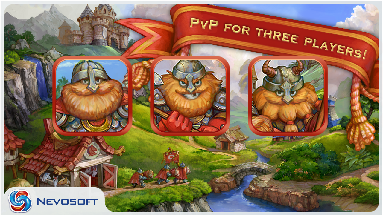 LandGrabbers: Strategy Game - screenshot