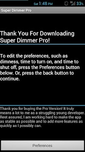 Super Dimmer Pro- screenshot thumbnail