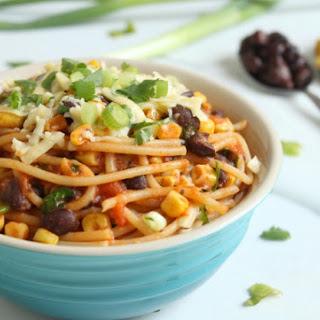 Enchilada Noodles.