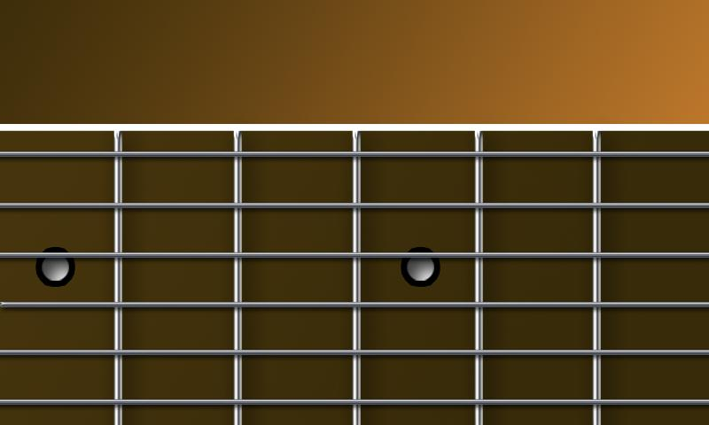 Acoustic Guitar Fretboard - screenshot