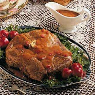 Savory Pot Roast.
