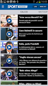 SportMediaset screenshot 2