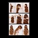 تسريحات شعر بالصور ٢٠١٤ icon
