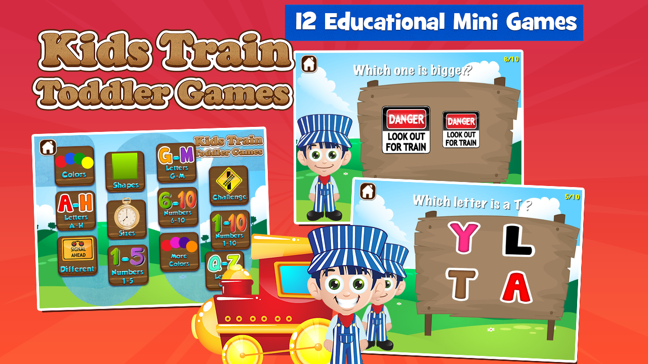 toddler train games free android apps on google play