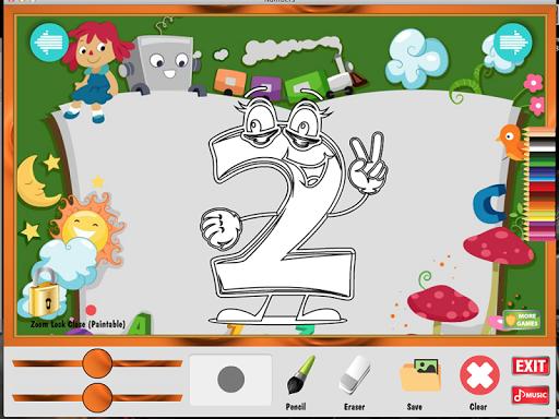 着色数字游戏|玩教育App免費|玩APPs